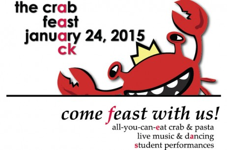 2015 Crab Feast Tickets on Sale Now!