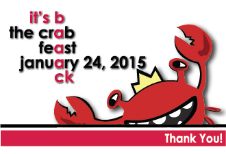 Crab Feast 2015 Donors – Thank You!