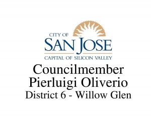 City of San Jose Councilmember, Pierluigi Oliverio, District 6 - Willow Glen
