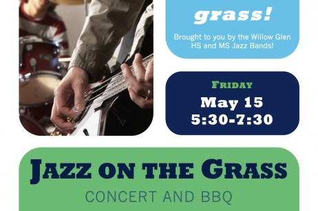 Jazz on the Grass 2015