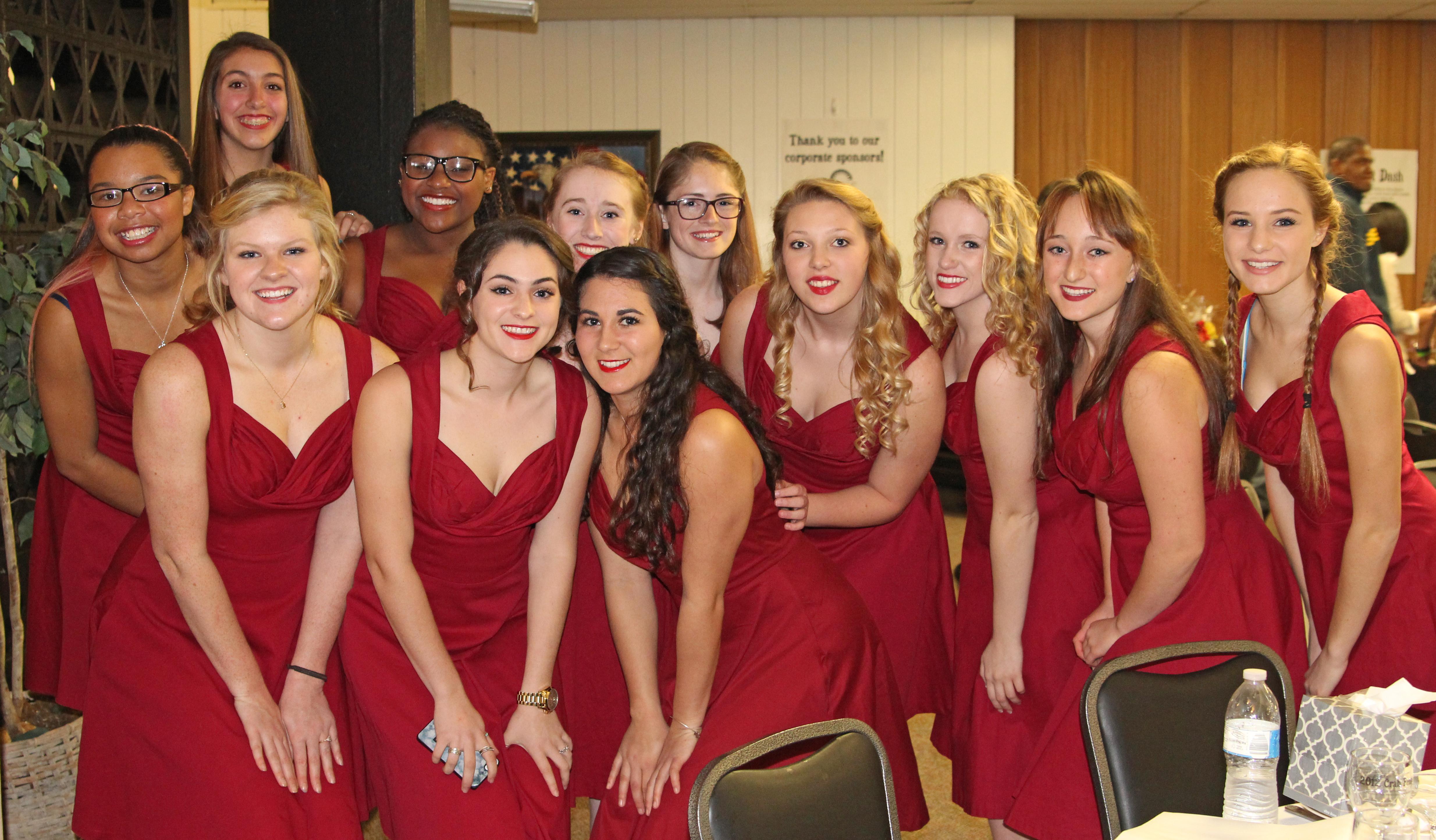 crab feast 2015 choir performers